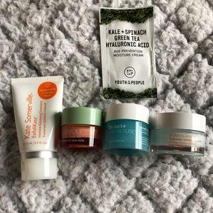 Skincare bundle from Sephora
